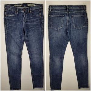 Madewell Skinny Skinny jeans Sz 29
